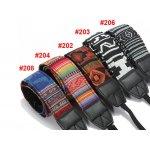 Vintage color Style DSLR Camera Neck Shoulder Strap Belt for DSLR - Model 206