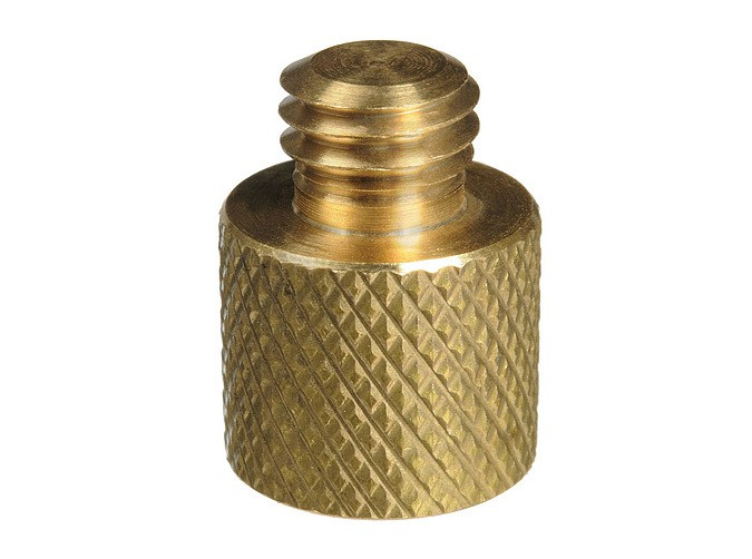 Female quot to male thread adapter