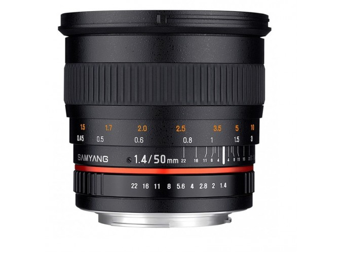 samyang 50mm f1 4 as umc lens for canon ef. Black Bedroom Furniture Sets. Home Design Ideas