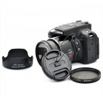 Professional 6-in-1 Lens Filter Adapter Kit for Canon SX520 HS/SX50 HS