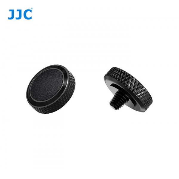 JJC Professional Deluxe Soft Release Button for cameras - Black