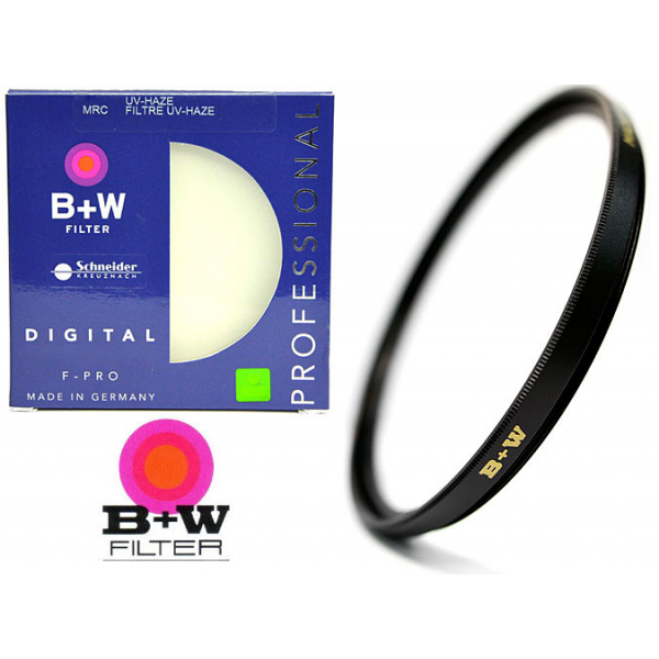 B+W 67mm UV Haze BRASS 010M F-PRO Filter