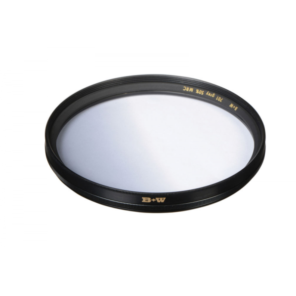 B+W 82mm Soft-Edge Graduated Neutral Density 0.3 Filter 1-Stop