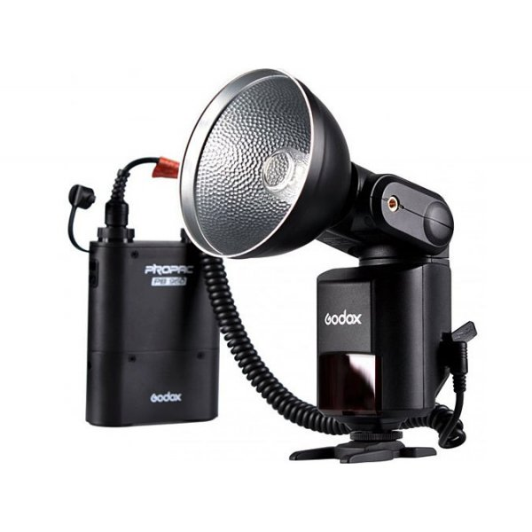 Godox AD360II-N High Power Speedlite and Battery Kit for Nikon