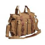 Genuine Akarmy Retro canvas camera carry bag