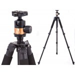 Beike BK-610 Super Heavy Duty Professional Tripod + Ball Head