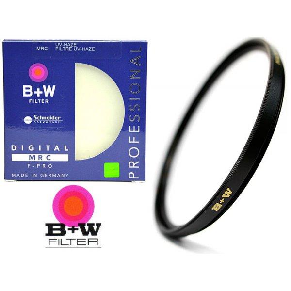 B+W 72mm UV Haze BRASS MRC 010M F-PRO Filter