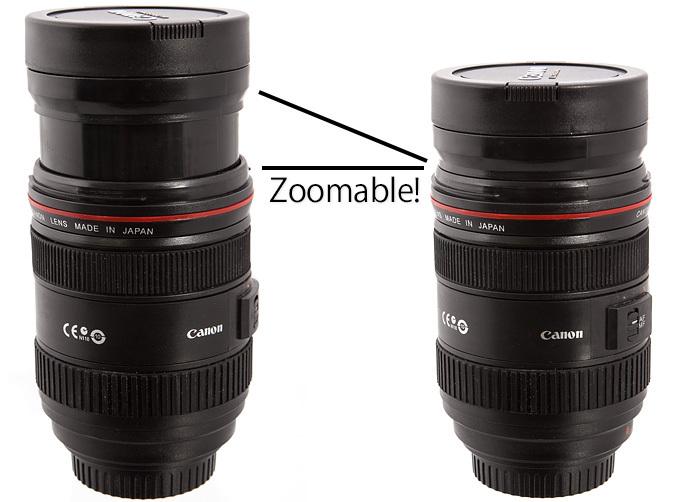 Lens ef 24 70 mm f 2 8l is usm coffee cup mug for Canon photo lens mug