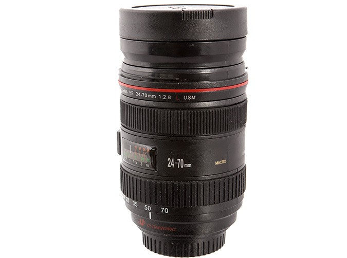Lens ef 24 70 mm f 2 8l is usm coffee cup mug for Photo lens coffee cup