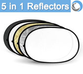 5 in 1 Reflector