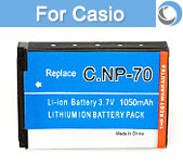 Casio Camera Battery