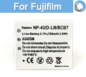 Fujifilm Camera Battery