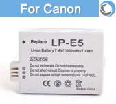 Canon Camera Battery