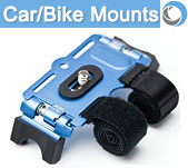 Car and Bicycle Mounts