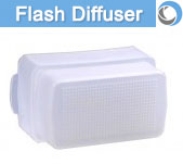 Flash Diffuser and Modifier