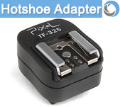 Hotshoe Adapter and Levels