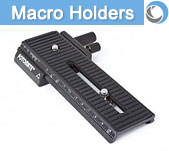 Macro Brackets and Holders