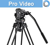 Pro Video Tripods