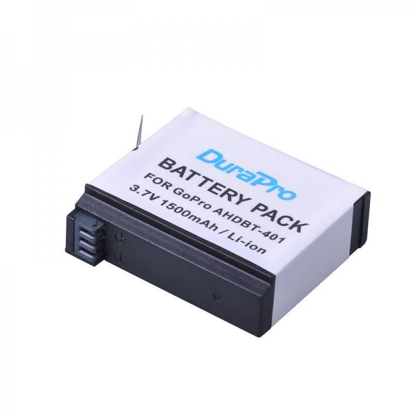 Durapro professional high quality cell GOPRO HERO 4 Battery