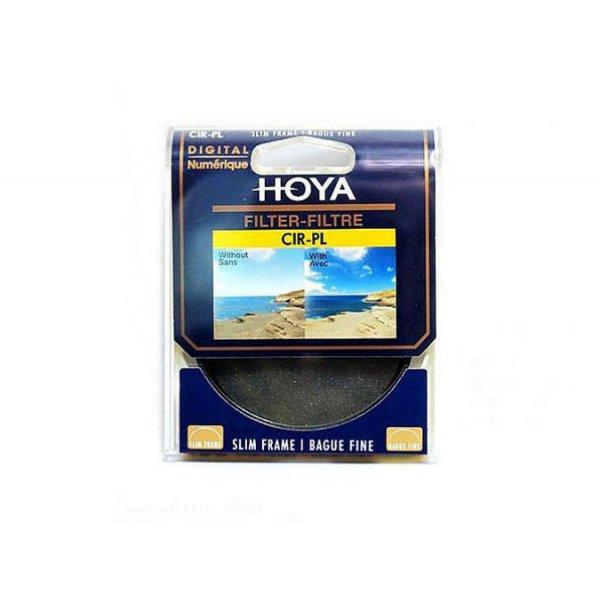 Hoya CPL Circular Polarising Filter 62mm