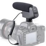 BOYA BY-VM600 Cardioid Directional Condenser Shotgun Microphone for DSLR etc