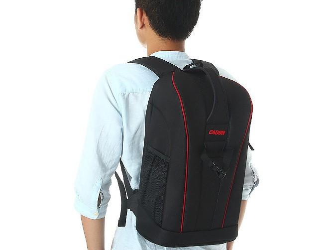 K6 Anti-theft Waterproof Camera Backpack