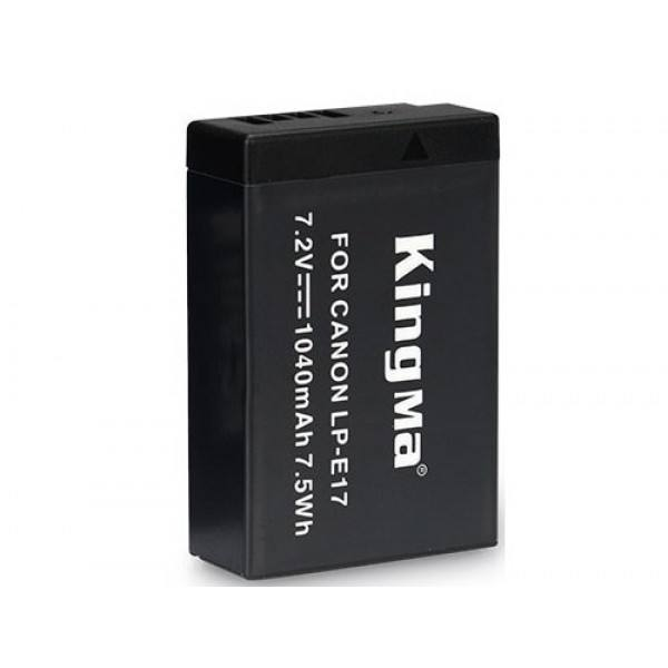 Semi Decoded Kingma LP-E17 Battery