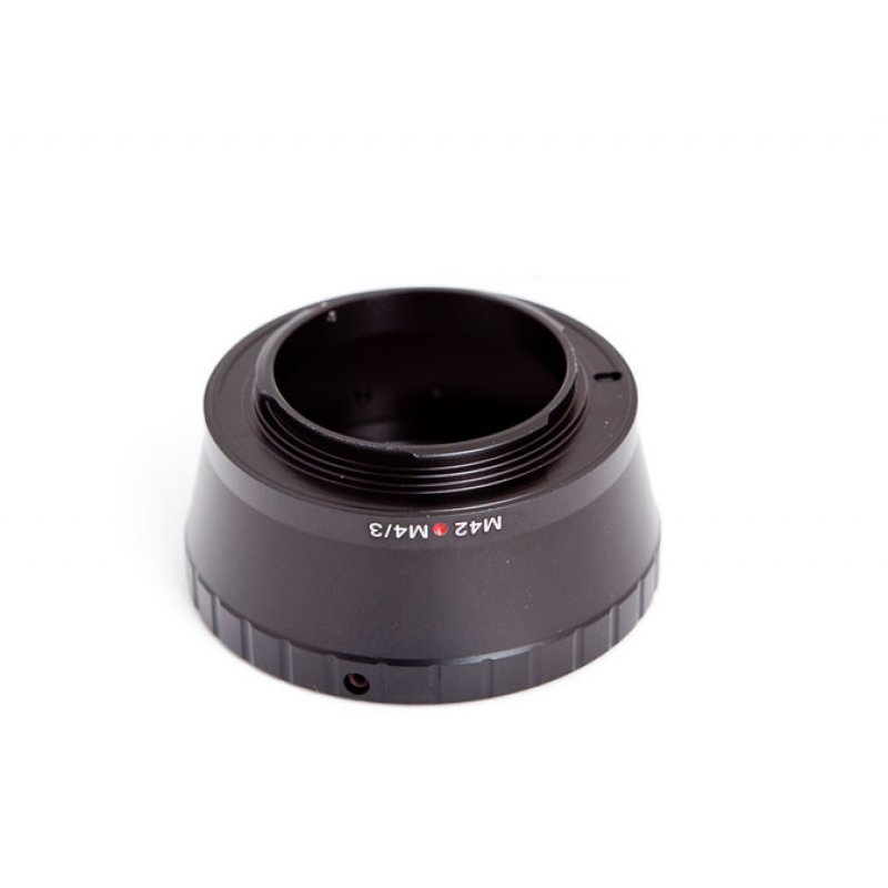 M42 Lens to Olympus Micro Four Thirds Camera Adapter
