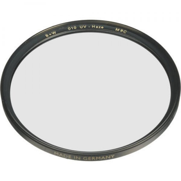 B+W 95mm UV Haze BRASS MRC 010M F-PRO Filter