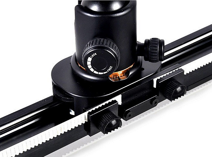 Motorized Electronic Camera Track Video Slider