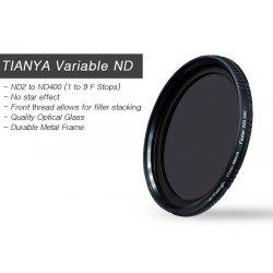 TIANYA 55mm XS-PRO1 Slim MC CPL Multi Recubiertos Filtro Polarizador Circular Reino Unido Stock