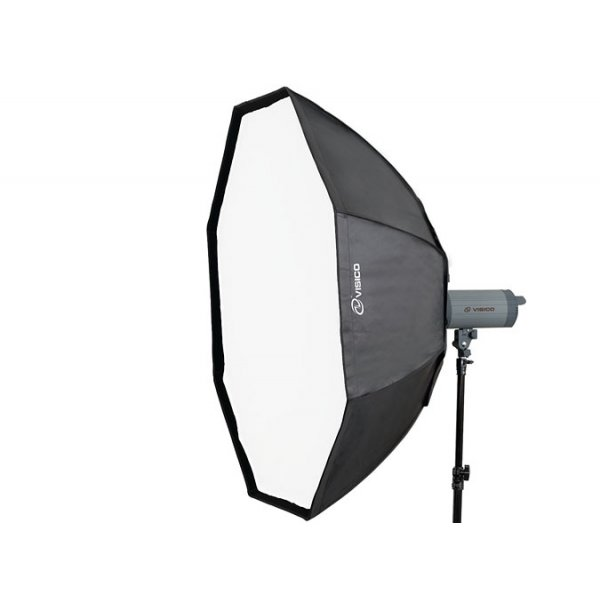 Octagonal Softbox 150cm for studio Bowens S mount