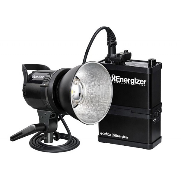Godox RS400P 400W Battery Portable Studio Light
