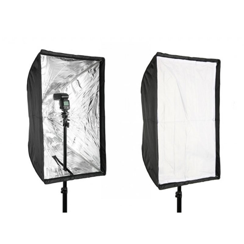 Reflective Umbrella Softbox: Reflective Umbrella Softbox 60x80cm