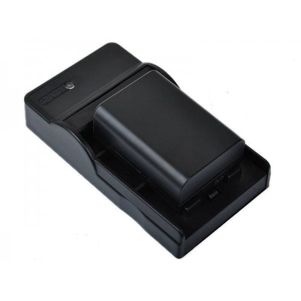 USB Camera Battery Charger For Panasonic DMW-BLH7E Battery