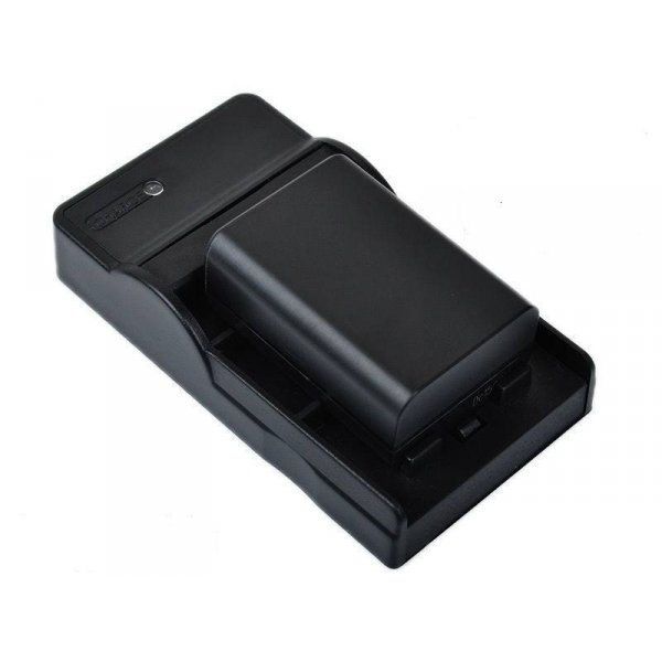 USB Camera Battery Charger For Sony NP-FP50 Battery