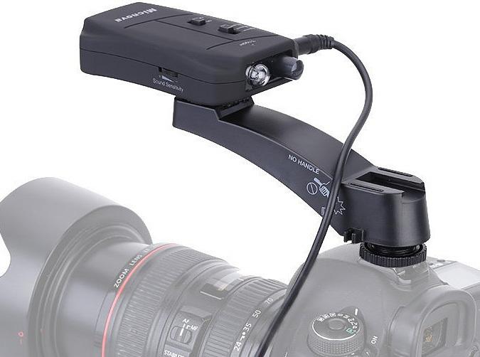 Lightning Motion Sound Trigger For Nikon Dslr
