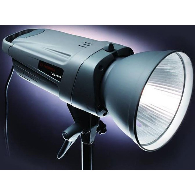 Studio Lighting Nz: Visico VE Series Studio Flash Strobe