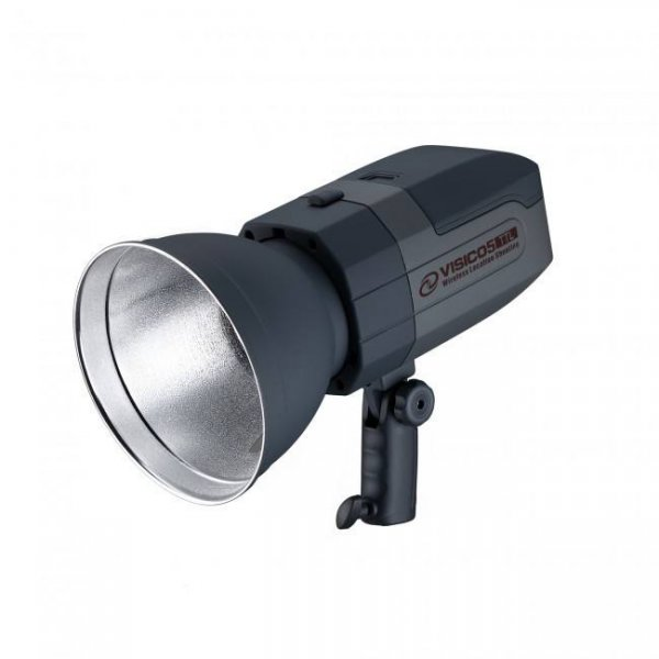 VISICO 5 - TTL 400Ws Cordless Portable Studio Strobe for Canon and Nikon