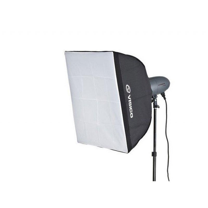 Studio Lighting Nz: Visico 900ws Studio Light Kit (3x 300ws