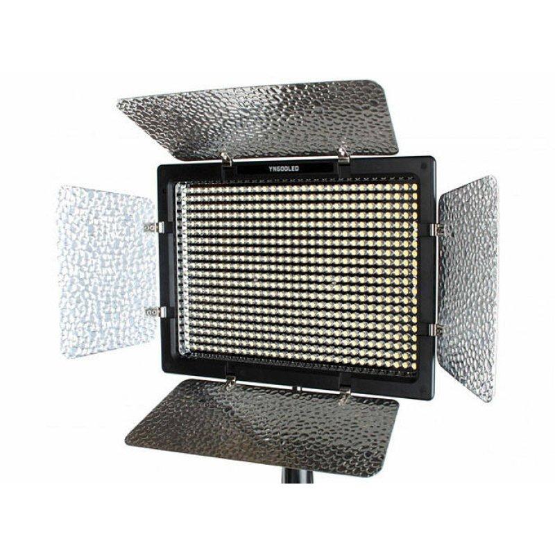 Studio Lighting Nz: Yongnuo YN-600 3200k-5500k Colour Adjustable LED Studio Light
