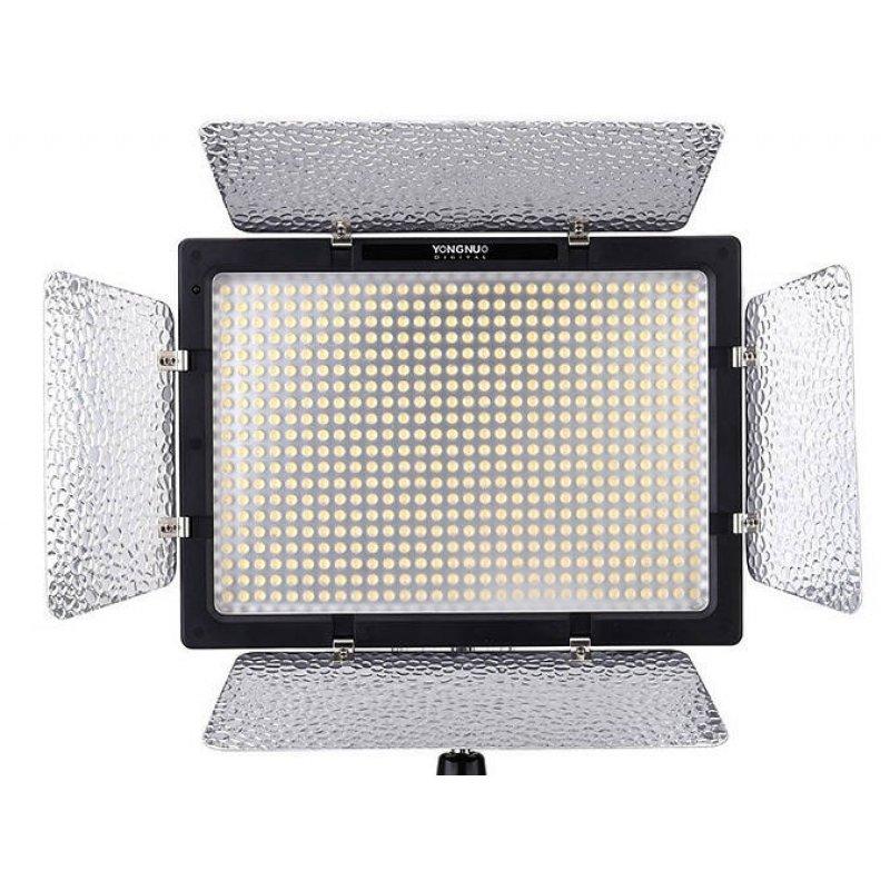 Studio Lighting Nz: YN-600II 3200k-5500k Adjustable LED Studio Light